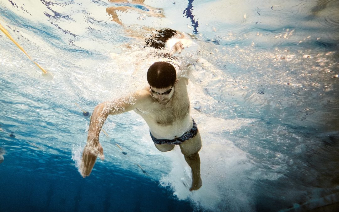 Improve Your Speed By Changing Your Freestyle Hand Shape #SwimTechTues
