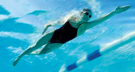 Long Plods Or Short Swims To Get Better #SwimTechTues